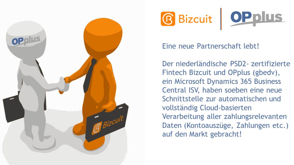 Bild Bizcuit Partnership